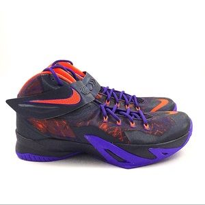 Mens Nike Zoom Lebron Soldier VIII Shoes Size 10